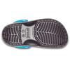 Crocs Classic Graphic Sandals Children black/colourful